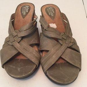 Clarks artisan collection sandal